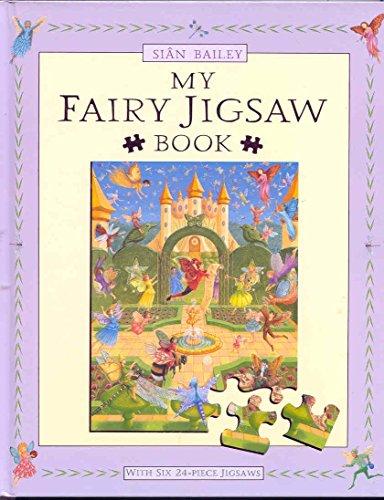 My Fairy Jigsaw Book - Fairy Tale Jigsaw Puzzle Book