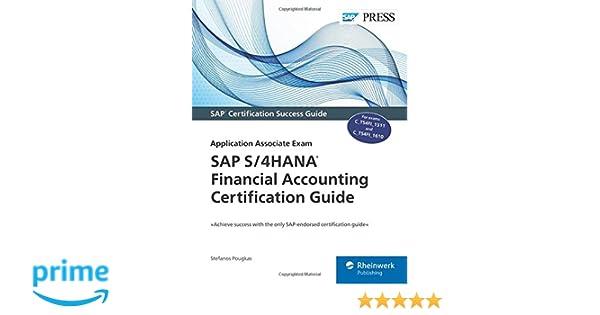 Amazon.com: SAP S/4HANA Financial Accounting Certification Guide ...