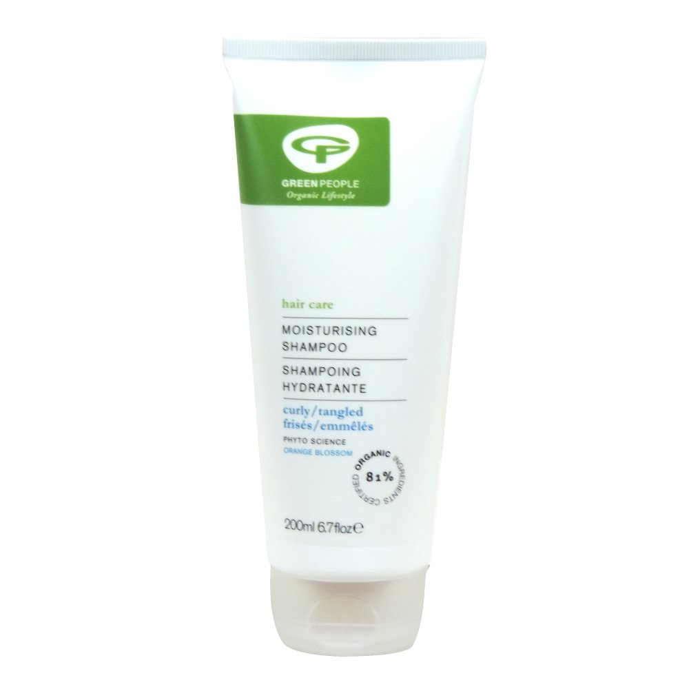 Green People - Hair Care - Moisturising Shampoo - Orange Blossom - 200ml (Case of 6)