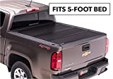 BAKFlip G2 Hard Folding Truck Bed Tonneau Cover | 226126 | fits 2015-19 GM Colorado, Canyon 5' bed