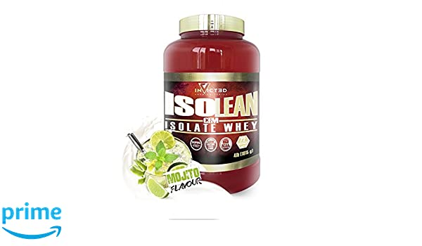 INVICTED - ISOLEAN 1815g MOJITO INVICTED: Amazon.es: Salud y cuidado personal