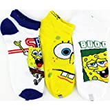 "Spongebob Squarepants ""Buddies"" Ankle Socks"