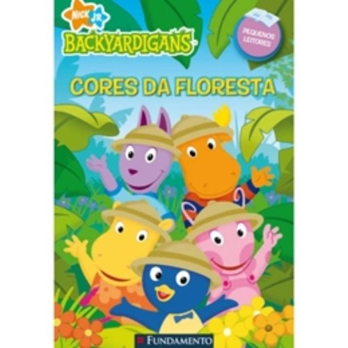 Backyardigans. Cores da Floresta