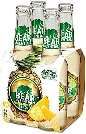 Pineapple Slider by Bear Essentials 4-Pack 8%