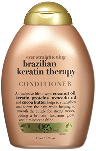 Organix Conditioner Brazilian Keratin Therapy 13oz