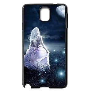 ALICASE Diy Case Night Fairy For samsung galaxy note 3 N9000 [Pattern-1]