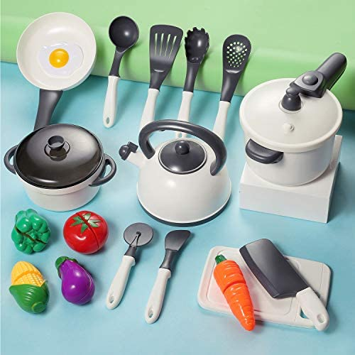 iPlay iLearn Accessories Cookware Vegetables