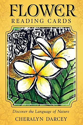Flower Reading Cards: Discover the Language of Nature (Reading Card Series) by Rockpool Publishing