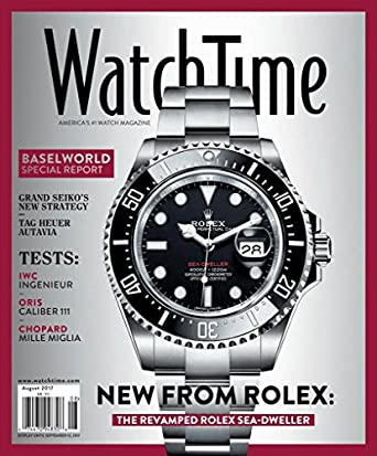 WatchTime Magazine