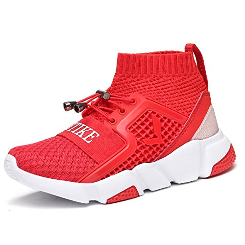Sneakers Comfortable Running Shoes Lightweight Slip Athletic Flyknit Sport Shoes On 0red Shoes w7UxwvS