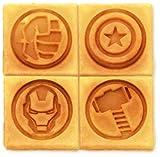Marvel Captain America Shield Waffle