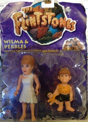 The Flintstones Wilma & Pebbles