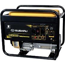 Subaru RGX3600 Industrial Power Generator, EX21, 7 HP OHC Engine, 3600-watt