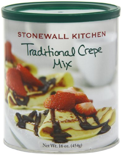 Stonewall Kitchens, Traditional Crepe Mix, 16-Ounce Canisters (Pack of 4) by Stonewall Kitchen (Image #8)