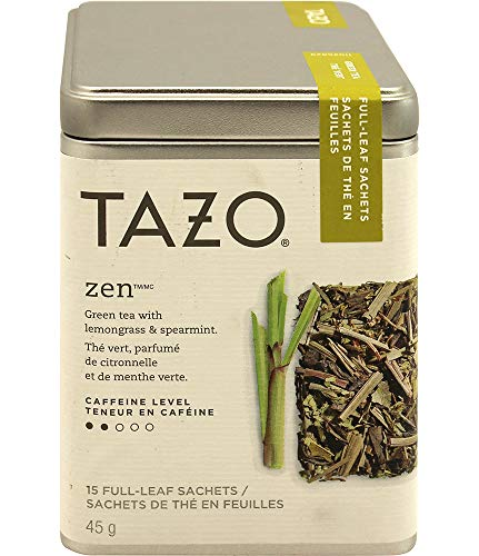 Tazo Full Leaf Sachets