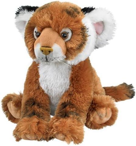 Tiger Stuffed Animal Plush Toy 11 L Wildlife Artists PLT-5361