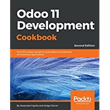 Odoo 11 Development Cookbook