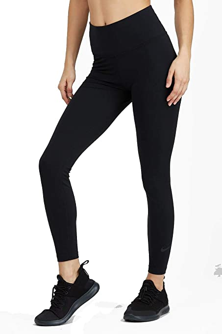 58b9be865db42 Amazon.com: NIKE Women's Dri-Fit Sculpt Lux Training Tights - Black ...