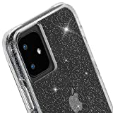 Case-Mate - iPhone 11 Sparkle Case - Sheer