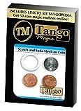 Tango Scotch and Soda Mexican Coin Magic