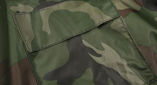 del camuflaje lluvia adulto al traje pantalones delgado number camuflaje libre impermeable dividir Impermeable digital aire portátil 7Upxnq7BI