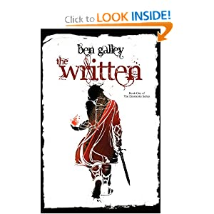 The Written - Special Edition (Emaneska Series) Ben Galley