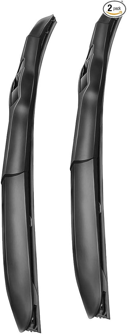 Set of 2 Online Automotive WBRNLAG20 3011 Front Standard Windscreen Wiper Blades