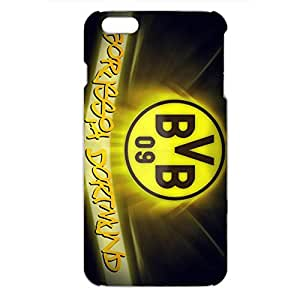 Famous Design FC Hamburger SV Football Club Logo Phone Case Cover For Iphone 6Plus 3D Plastic Phone Case