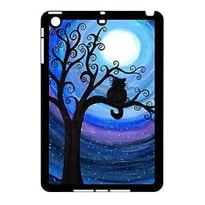 diy 3D Bumper Plastic Case Of Night Fairy customized case For Iphone 4/4s