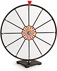 Midway Monsters GPRZ-004 White Dry Erase Prize Wheel (24-Inch)