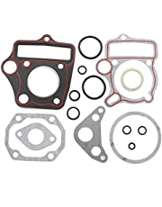 GOOFIT Complete Cylinder Gasket Set for Baja Redcat Panterra 50cc Horizontal Engine ATV Scooter