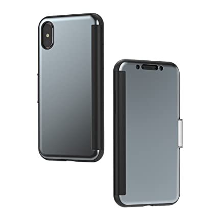 Moshi StealthCover for iPhone Xs/X (Gray)