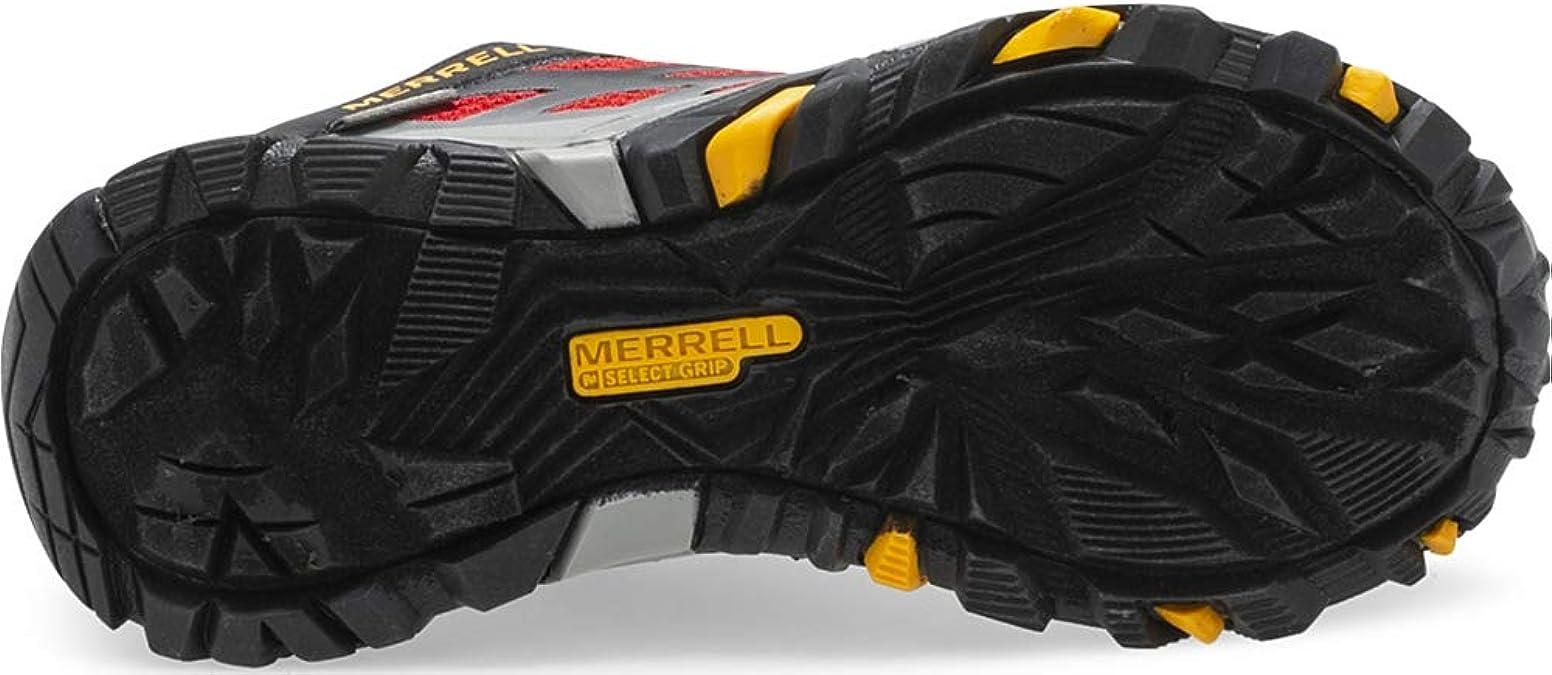 zapatos merrell select grip negro