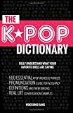 KPOP Dictionary: 500 Essential K-Pop & K-Drama Vocabulary & Examples Every Fan Must Kno