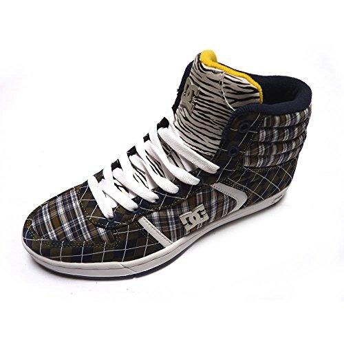 DC Shoes DC Ltx Spruce Hi Dc Navy Gold taille 40, Damen Sneaker