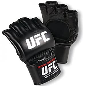 Amazon Com Ufc Official Fight Glove Martial Arts