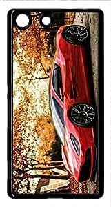 Cokitec-Carcasa para sony xperia aston martin m5, color rojo