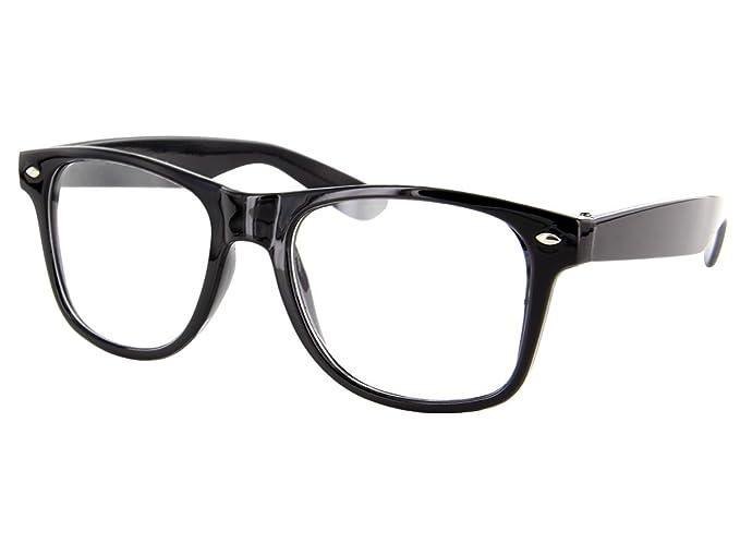 professionelles Design schnüren in Schlussverkauf Alsino Retro Fake Brille ohne Sehstärke Sonnenbrille Nerd Brille klar