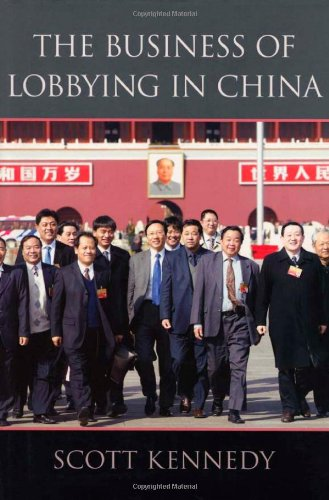 The Business of Lobbying in China PDF