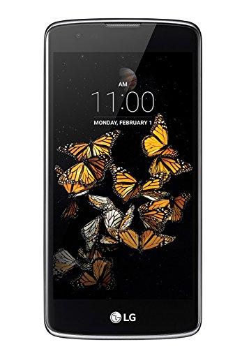 LG K8 K350N 8GB 4G Negro - Smartphone (SIM única, Android, NanoSIM, GSM, HSDPA, UMTS, LTE)