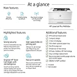 HP LaserJet Pro M404dw Monochrome Wireless Laser