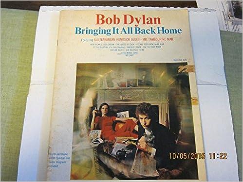 bob dylan 115th dream chords