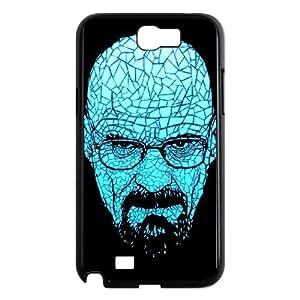 Breaking Bad Samsung Galaxy N2 7100 Cell Phone Case Black gift pp001_9478952