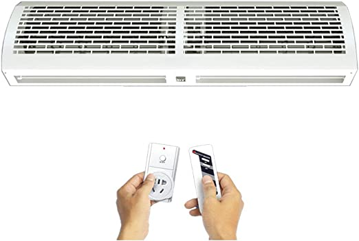 ZXMDP Refrigerador de Aire portátil para Puerta, Aire ...