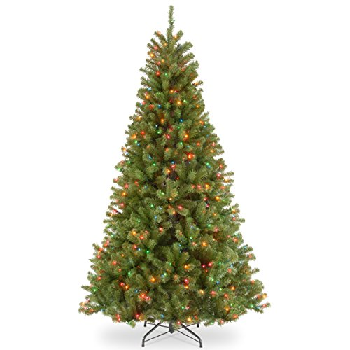Spruce Artificial Trees (National Tree North Valley 9 Foot Spruce Tree)