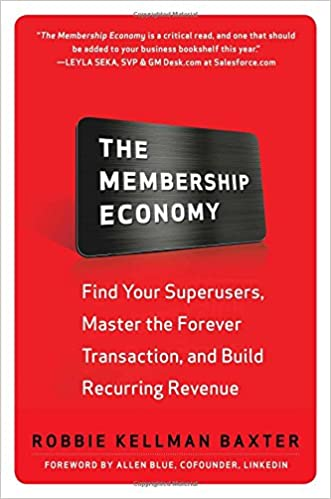 Image result for the membership economy book
