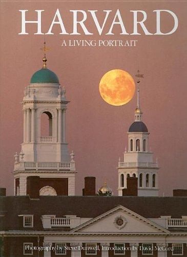 2007 Press Photo - Harvard: A Living Portrait: Revised 2007 (Back Bay Press)