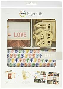 Project Life Ready Set Go Value Kit