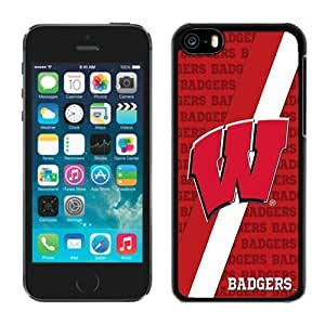 Diy Iphone 5c Case Ncaa Big Ten Conference Wisconsin Badgers 7