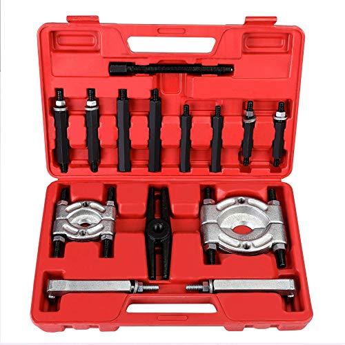 - OrionMotorTech Bearing Puller | 5-Ton-Capacity Bearing Separator | Wheel Hub Axle Puller | Pinion Bearing Removal Tool Kit | Bearing Splitter